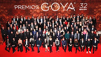 32nd Goya Awards - 32nd Goya Awards nominees reception