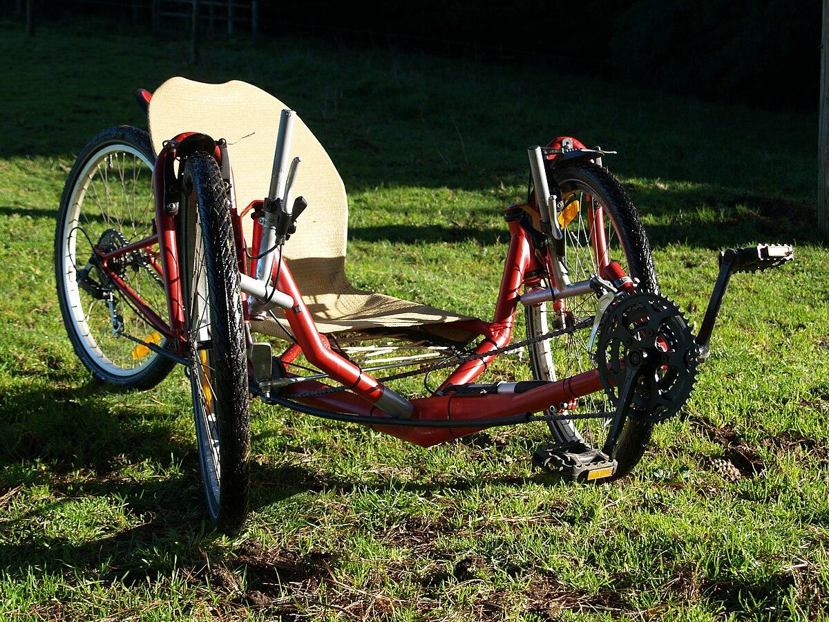 Bicicletă Orizontală Wikipedia