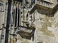 Regensburger Dom, Suedfassade, Wasserspeier 4 und 5.jpg