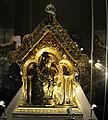 Relikviář svatého Maura 2015 Kristus.jpg