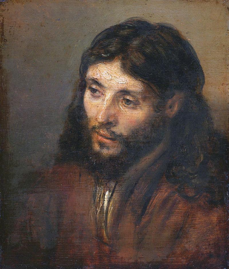 Ein Christus nach dem Leben (Rembrandt van Rijn)
