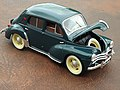 Renault 4CV (1955) in 1-18 scale by Solido in their Prestige series (15264509698).jpg