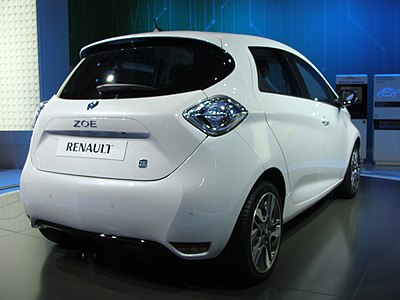 Renault Zoe on MIAS 2012 (rear view 2).JPG