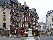 Patrimoine Architectural De Rennes Wikipedia