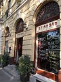 Restaurant and Wine bar. Listed ID -1488. - Kossuth Sq., Cegléd.JPG