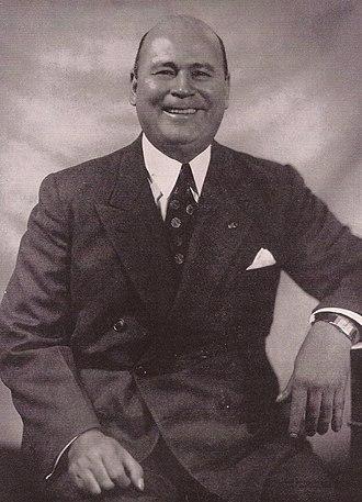 Isaías Medina Angarita - Image: Retrato de Isaías Medina Angarita