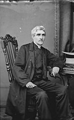 Revd William Griffiths, Holyhead (Cong)