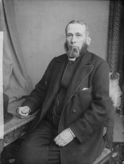 Revd William Thomas (1832-1911), Whitland