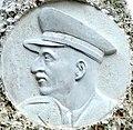 Reviczky Imre plaque(Budapest-03 Reviczky ezredes u 2) (cropped).jpg
