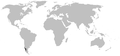 Rhinodermatidae range.PNG