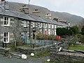Rhiw Bach Terrace - geograph.org.uk - 749540.jpg