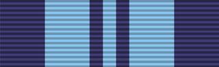 Ribbon India Service Medal