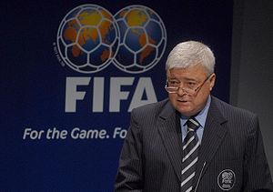 Ricardo Teixeira - Teixeira in 2007