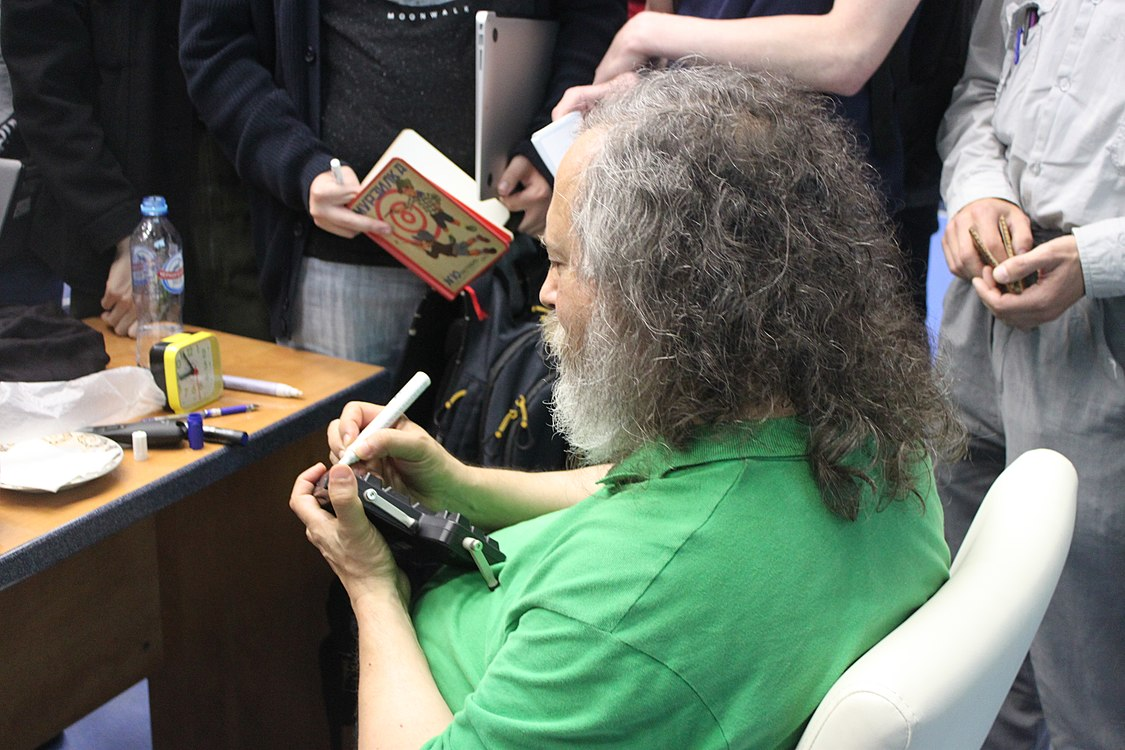Richard Stallman in Moscow, 2019 007.jpg