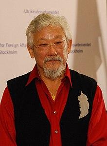 David Suzuki - Wikipedia