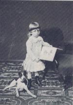 Rilke a tre anni