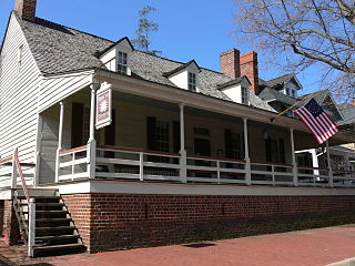 Rising Sun Tavern (Fredericksburg, Virginia)