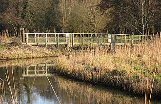 River Waveney - Image: River Waveney, Redgrave Fen