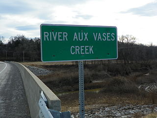 River aux Vases (Mississippi River) river in the United States of America