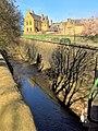 River retaining wall, School Lane, Burnley.jpg
