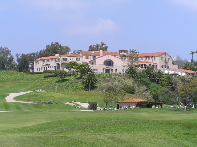 Riviera Country Club, Golf Course in Pacific Palisades, California (168828797)