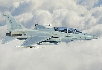 KAI T-50 Golden Eagle - A Republic of Korea Air Force FA-50