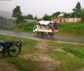 Road transport in Rubanda district Western Uganda.png