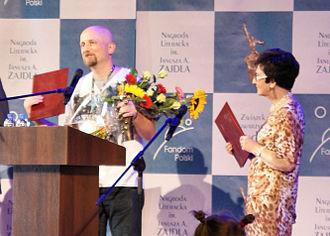 Janusz A. Zajdel Award - 2013 winner: Rober Wegner