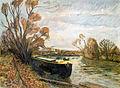 Robert Lavergne La Seine en automne.jpg