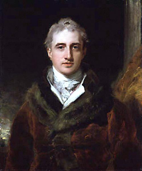 Robert Stewart, Viscount Castlereagh