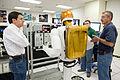Robonaut 2's back.jpg