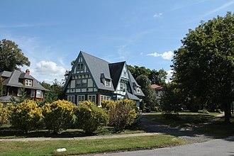 Rochelle Park–Rochelle Heights Historic District - Image: Rochelle Park Rochelle Heights Historic District