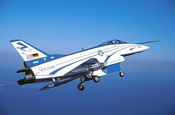 Rockwell-MBB X-31 | Military Wiki | FANDOM powered by Wikia