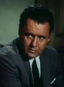 Rod Steiger en 1957 en a cinta The Unholy Wife.