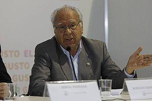Rodolfo Cerrón Palomino - Rodolfo Cerrón Palomino in 2015.