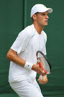 Blaž Rola Slovenian tennis player