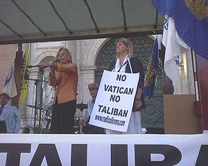 Emma Bonino - Image: Roma porta pia 20 sep 2007 bonino bernardini
