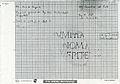 Roman Inscription from Roma, Italy (AE 1941, 0059).jpeg