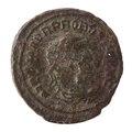 Romerskt bronsmynt, 276-282 - Skoklosters slott - 100194.tif