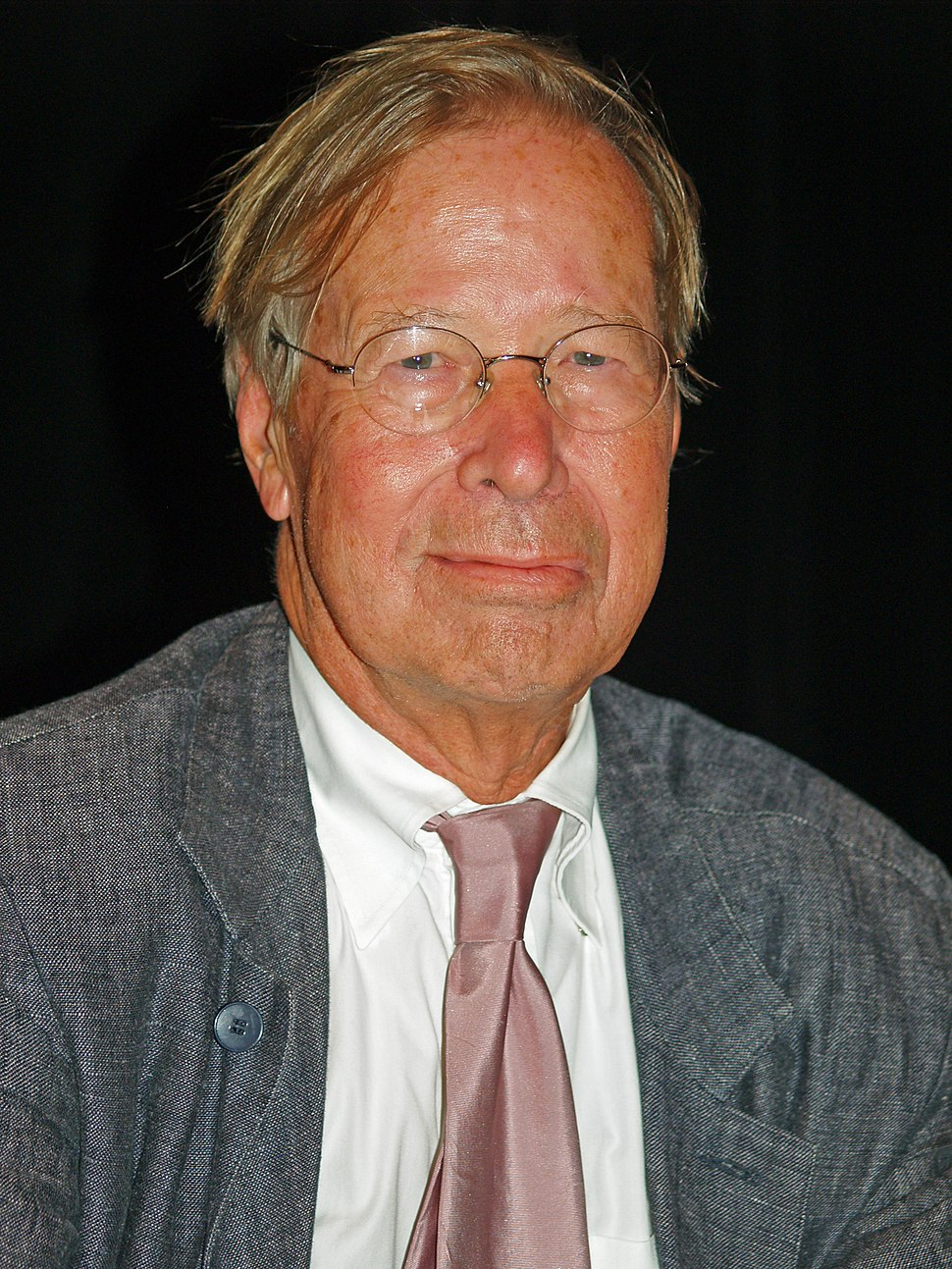 Ronald Dworkin at the Brooklyn Book Festival