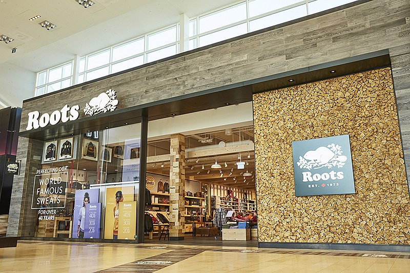 Roots clothing store uk