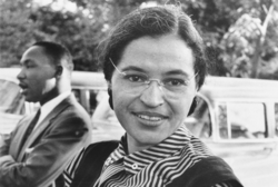 Rosa Parks (detail)