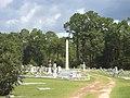 Rose Hill cemetery obeslisk, Ashburn.JPG