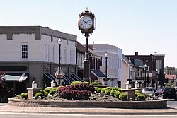 Downtown Columbiana