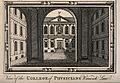 Royal College of Physicians, Warwick Lane, London; the court Wellcome V0013104.jpg