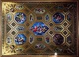 Royal Palace (Turin) - royal armoury - ceiling.jpg