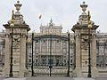 Royal Palace of Madrid Main Gate at Main Facade myspanishexperience com.jpg