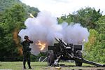 Royal Thai Army firing M101 modified with extended range ammunition.jpg
