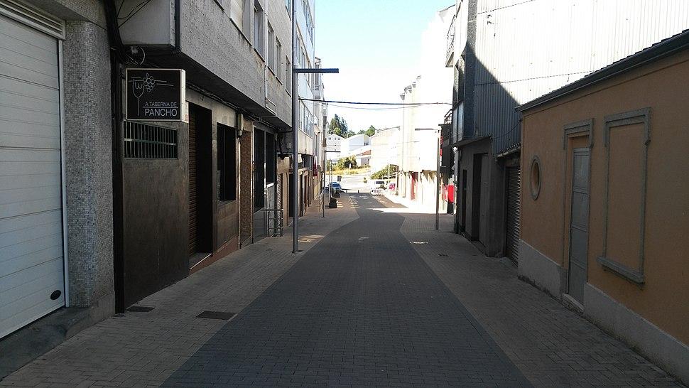 Rúa Rego do Campo
