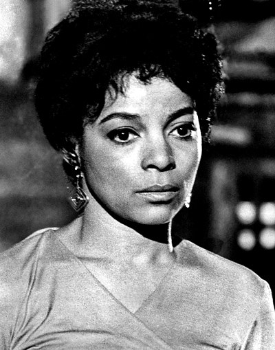 Ruby Dee, American actress